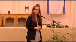 2. Adventi gyertya gyújtása – Tiszalök, 2017.dec.10.