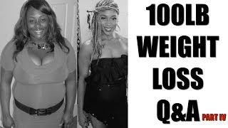 When I Started Seeing Results While Losing 100lbs | Weight Loss Q&A Part 4