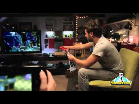 Televizní spoty na Nintendo Land
