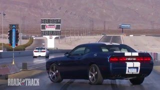 Ford Shelby, Dodge Challenger SRT8 392 vs. Shelby GT350