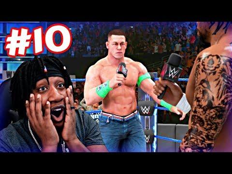 WWE 2K19 MyCAREER - JOHN CENA MAKES A HUGE RETURN! YOU WON'T BELIEVE WHAT CHALLENGE HE GAVE ME!