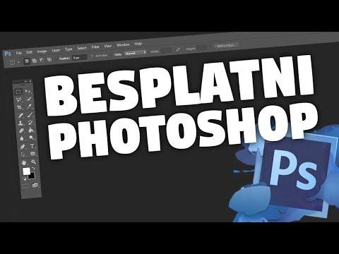 Besplatni online Photoshop