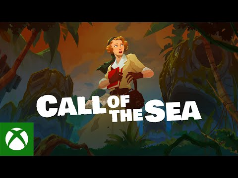 Call of the Sea : Reveal Trailer