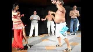 Виталик зажигает на танц.поле. Турция, анимация отеля