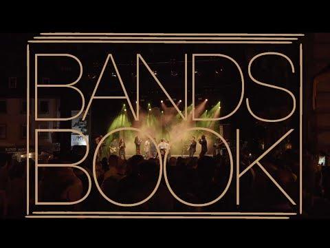 🎉🕺 Die Premium Liveband präsentiert von Bands-Book
