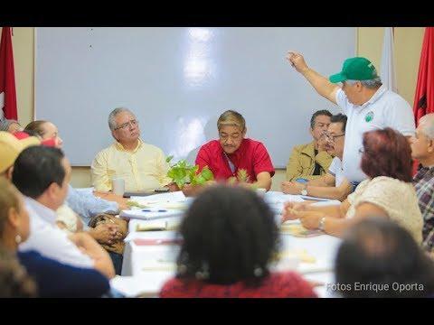 Movimientos sindicales de Nicaragua anuncian movilización permanente en defensa de la Revolución