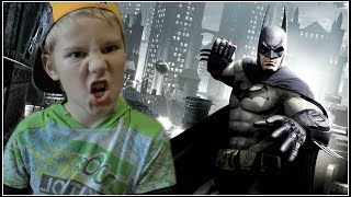 Batman: Arkham Origins Прохождение Часть #1 PS3 Lets Play Gameplay