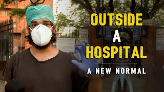 With the Covid-19 cases rising exponentially and the anxiety surrounding healthcare in India getting worse, for the second episode of A New Normal ft. Samdish, we decided to spend a day outside one of the biggest hospitals in Delhi. To say what we witnessed was scary would be a gross understatement.  #covid19 #coronainindia #globalpandemic  ----------------------------------------------------------------------------------------------------  To get notified of all the new videos, subscribe - https://www.youtube.com/ScoopWhoopUnscripted  Show us your love on Facebook - https://www.facebook.com/ScoopWhoopUnscripted/  Follow us on Instagram - https://www.instagram.com/scoopwhoopunscripted/ ----------------------------------------------------------------------------------------------------