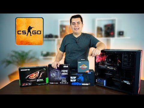 Ensamblando PC Gamer económico para CSGO   Counter Strike: GO Competitivo - Proto HW & Tec