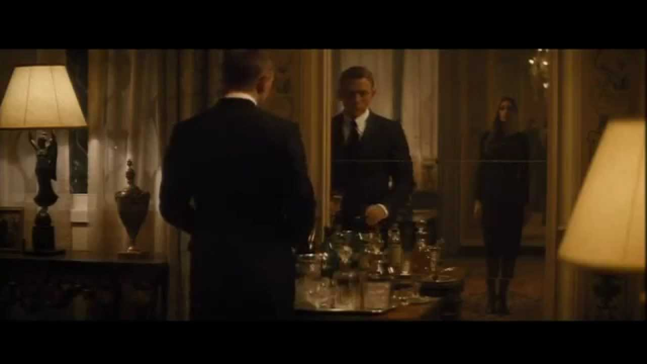 The New SPECTRE Teaser Trailer Is Out