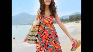 Casual Dress For Beach