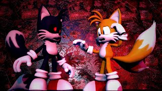 Sonic Exe The Spirits Of Hell Tails Solo Ending 3D Animation