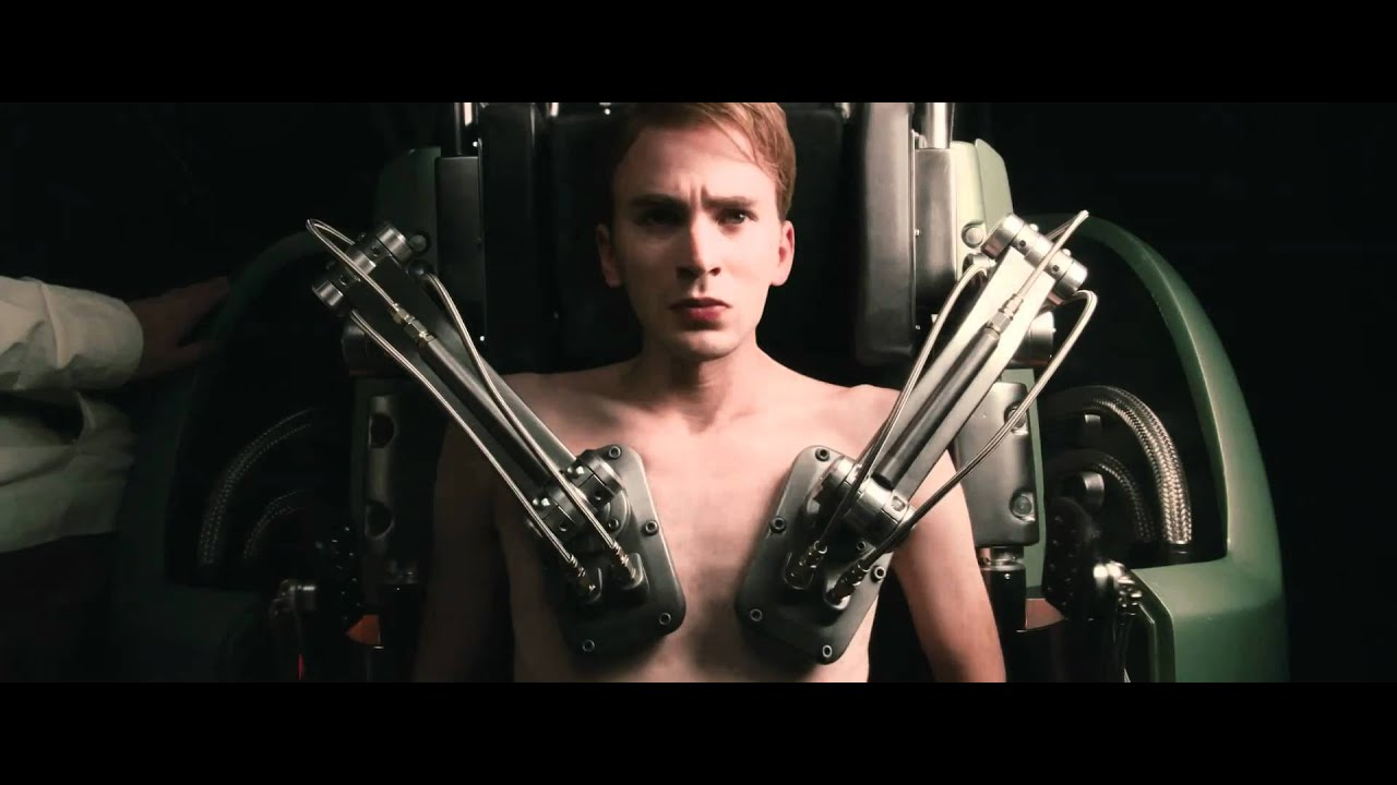 Movie Trailer: Captain America: The First Avenger (2011)