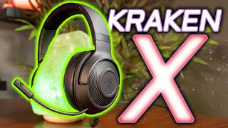 Razer Kraken X Headset Review and Mic Test!