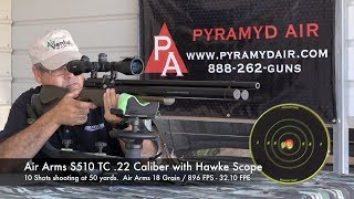 air arms s510 xtra fac pcp air rifle - मुफ्त
