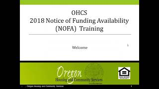 02-08-2018 LIHTC HOME NOFA Training