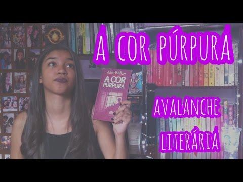 A COR PÃRPURA | AVALANCHE LITERÃRIA