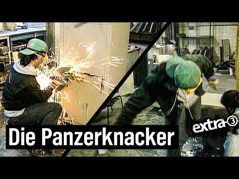 Realer Irrsinn: Die Tresorknacker in Berlin | extra 3 | NDR