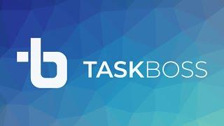 TASKBOSS video