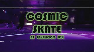 Cosmic Skate at The Rinks - Lakewood Ice