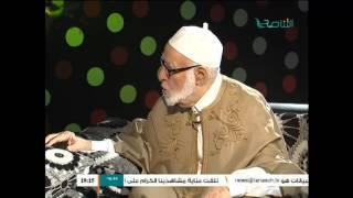 بين يدي العلماء : مع فضيلة الشيخ عبداللطيف الشويرف (19)