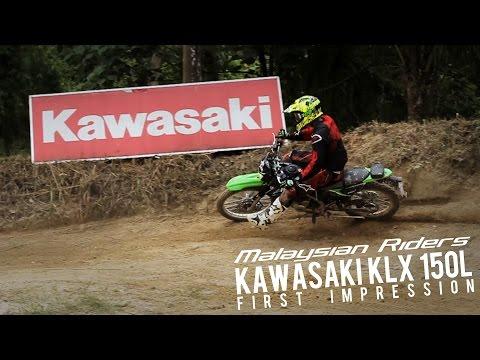 Kawasaki KLX 150L: First Impression -- Ep.9
