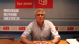 preview picture of video 'San Javier - Tasa a los bancos y cajas por instalar cajeros automáticos'