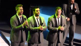 Straight No Chaser - Chipmunks' Christmas Time is Here, 12/16 Cleveland