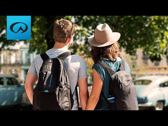 Видео Рюкзак Lifeventure Packable 25 black