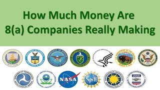 8a Certification - How Much 8a Companies are Really Making