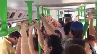 Ростов, автобус, неожиданный позитив