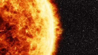 Massive sunspots and large solar flares: they mean an unexpected space climate for Earth.