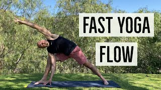 Vinyasa Yoga Flow for Full Body Flexibility with Antranik