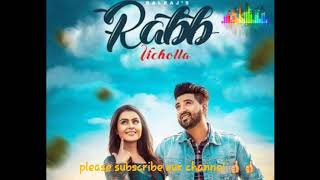 Rab Vichola Status Ringtone | Balraj Song 2018 | Latest Punjabi Ringtone | AT Status Ringtones