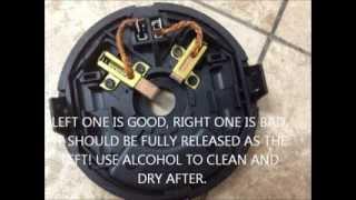 How to repair ABS Pump motor - BMW R1200R