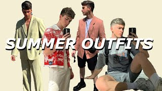 SUMMER OUTFITS | MENS FASHION 2020