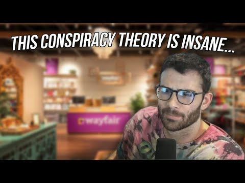 Wayfair Conspiracy Explained!!!!!!