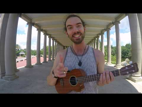 In my spare time, I like to record ukulele cover songs!