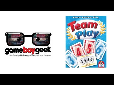 The Game Boy Geek Reviews Team Play