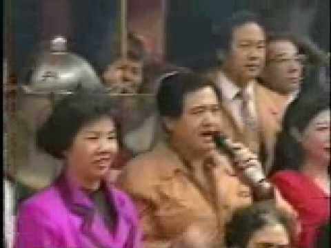80年代癸酉年北港廟會唱班 農曆三月十九 北港迎媽祖 - 北港迎媽祖