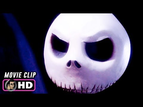 THE NIGHTMARE BEFORE CHRISTMAS Clip - Saving Santa (1993) Disney