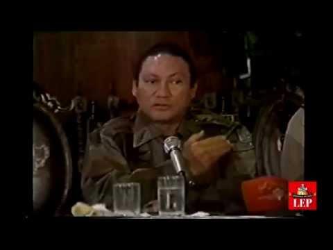 Noriega, entre el odio y el olvido