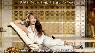 2NE1 - FALLING IN LOVE M/V [English subs + Romanization + Hangul]