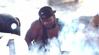 Rudimental - Live @ Radio 1's 20 year Ibiza celebrations 2015