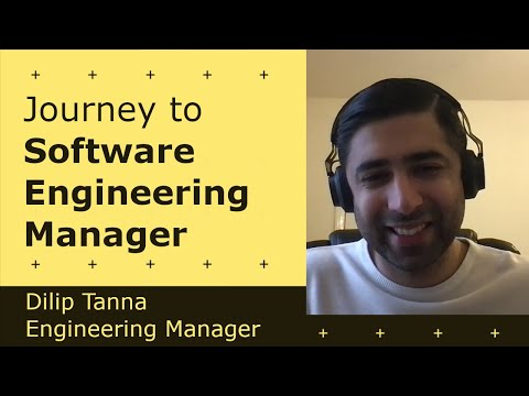 Cover Image for Journey to Software Engineering Manager - Dilip Tanna @ Experian
