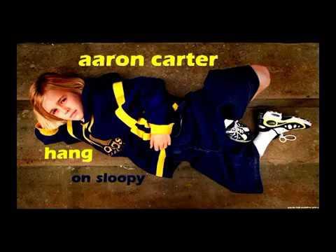 Hang On Sloopy Aaron Carter
