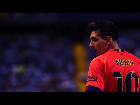 Lionel Messi | Best Feints + Fakes + Shoulder-drops