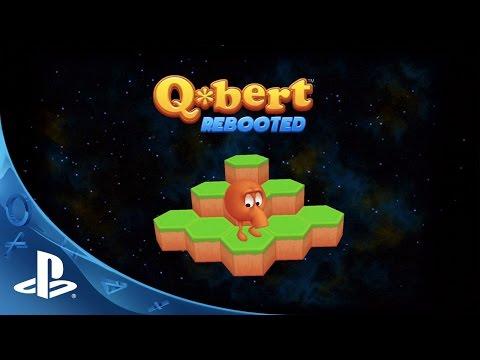 Q*Bert: Rebooted Trailer | PS4, PS3, PS Vita thumbnail