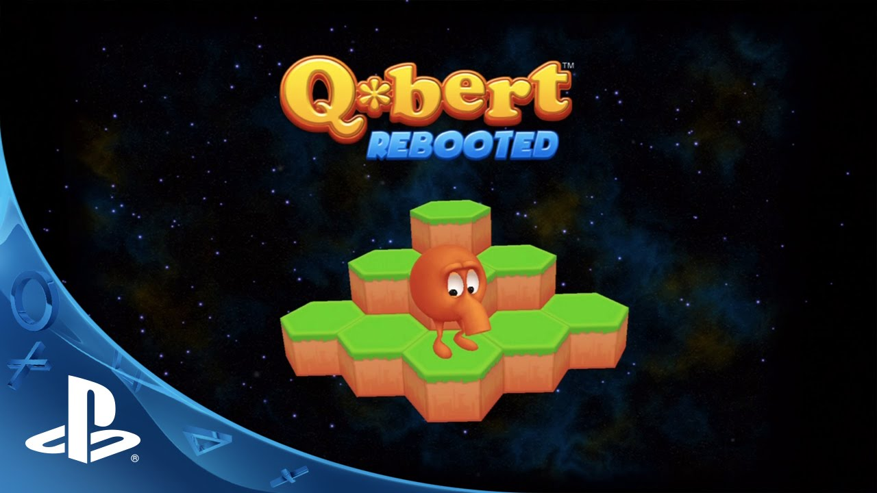 Q*Bert Rebooted Coming to PS4, PS3, Vita