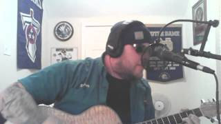 Chris Cornell - Scream (Acoustic) Cover by Steven Gray